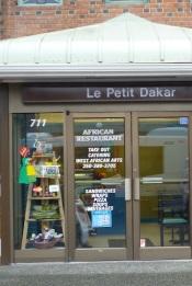 A Taste of West Africa: Le Petit Dakar