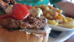 Sandbar Indoors Burger And Pizza Img_7040