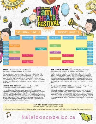 FTF-Schedule