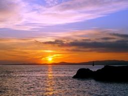 sunset-off-ogden-point
