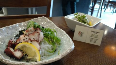 Sudomono Salad